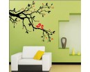 Branches, Flowers and Birds | Tree & Flower Wall Sticker