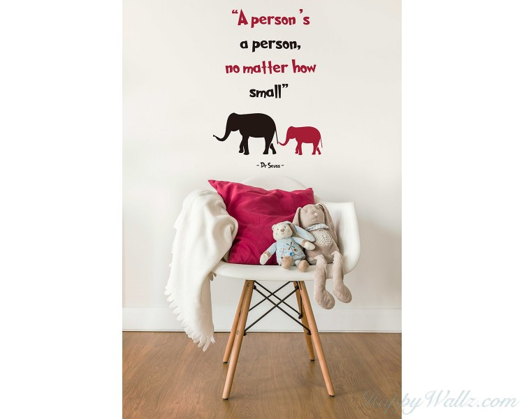 Dr Seuss - A Persons's A Person No Matter How Small