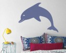Dolphin Decal Lovely Animal Stickers For Nursery