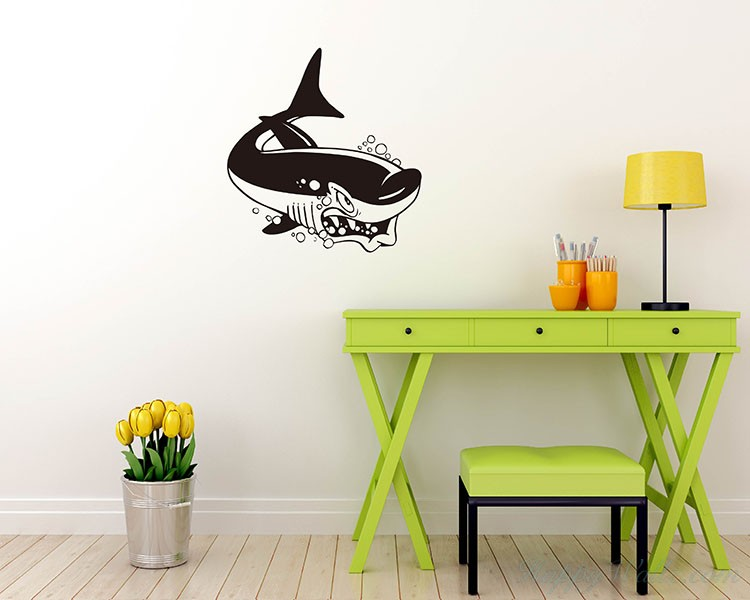 Shark Animal Decal