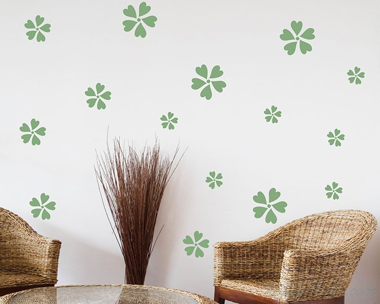 Sakura Flowers Pattern Decal