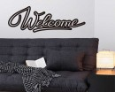 Welcome Quotes Wall Decal Family Vinyl Art Stickers