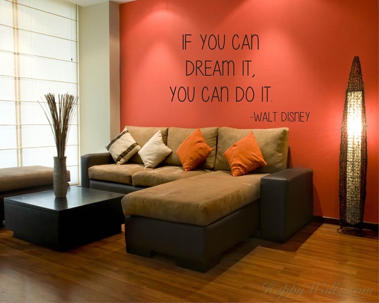 If You Can Quotes Wall Decal