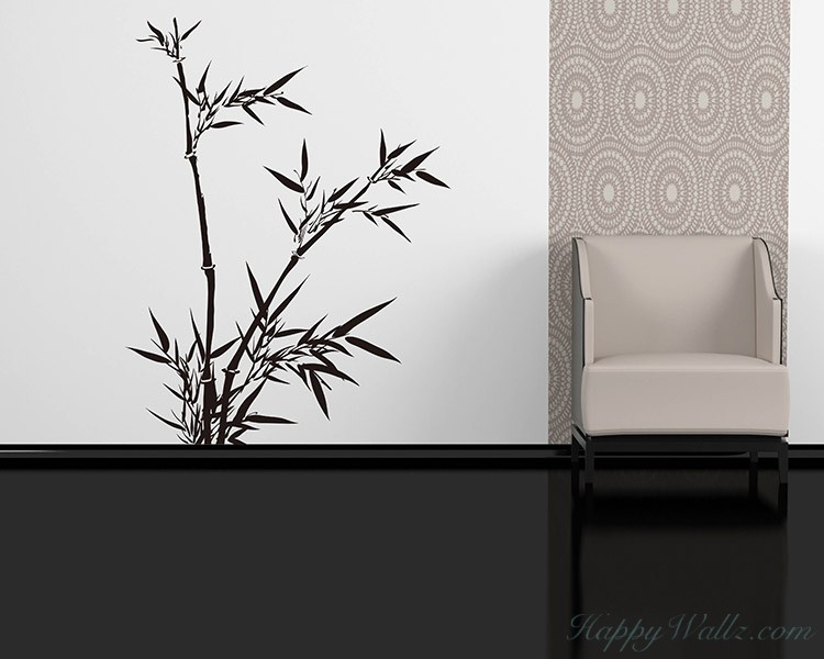 Bamboo Wall Decal