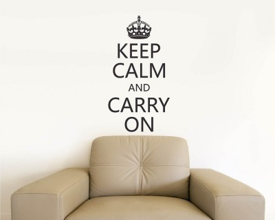 Keep Calm Wall Decals