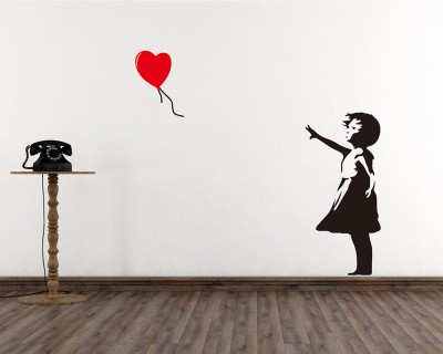 Banksy Wall Decals